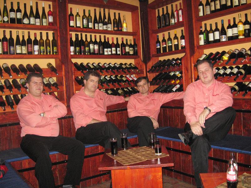 Veselje – Restoran vinoteka – Novi Sad